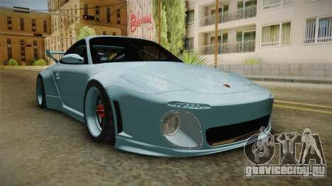 Porsche 997 Old & New 2008 для GTA San Andreas