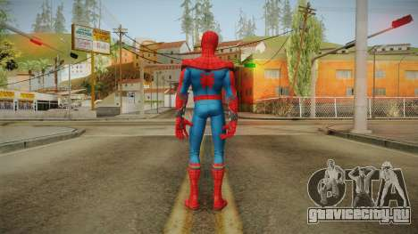 Marvel Contest Of Champions - Spider-Man v2 для GTA San Andreas третий скриншот