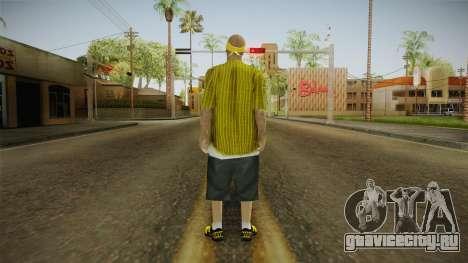 New Vagos Skin v5 для GTA San Andreas третий скриншот