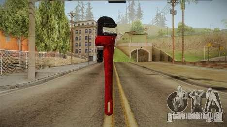 Silent Hill Downpour - Wrench SH DP для GTA San Andreas второй скриншот