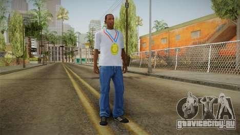 GTA 5 Special T-Shirt v11 для GTA San Andreas третий скриншот