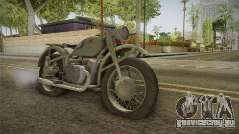 Classic Bullet для GTA San Andreas вид справа