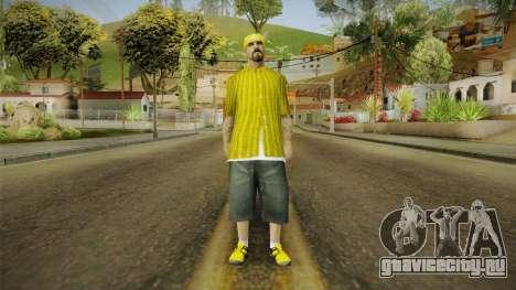 New Vagos Skin v5 для GTA San Andreas второй скриншот
