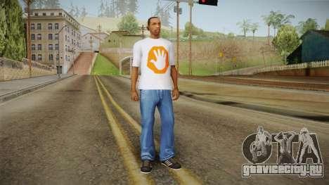 GTA 5 Special T-Shirt v4 для GTA San Andreas третий скриншот