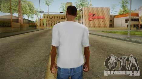 GTA 5 Special T-Shirt v16 для GTA San Andreas второй скриншот