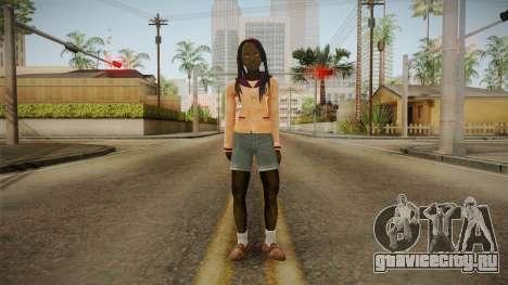 De Ninas Skin v2 для GTA San Andreas второй скриншот