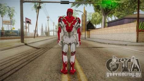 Marvel Heroes Omega - Iron Man MK47 для GTA San Andreas третий скриншот