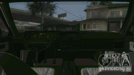 ВАЗ 21099 Злюка для GTA San Andreas