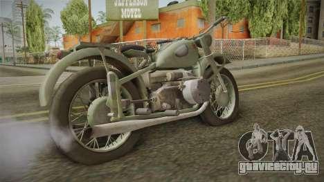 Classic Bullet для GTA San Andreas вид сзади слева