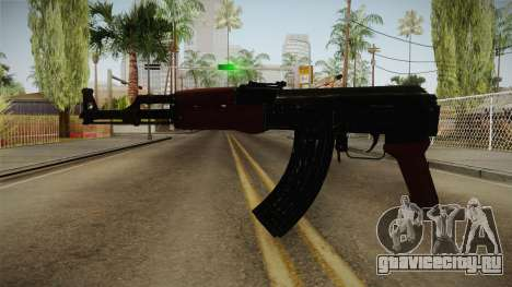 AK-47 Sin Culata HD для GTA San Andreas второй скриншот