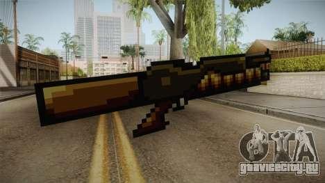 Metal Slug Weapon 11 для GTA San Andreas третий скриншот