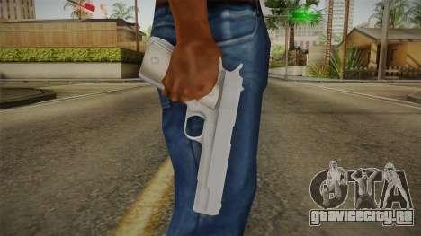 Mirror Edge Colt M1911 v2 для GTA San Andreas третий скриншот