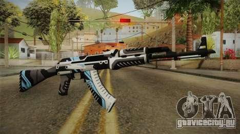 CS: GO AK-47 Vulcan Skin для GTA San Andreas