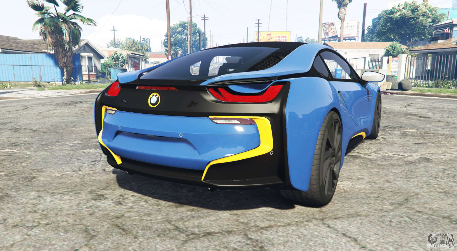 Image 9 Of 50 2018 Bmw I8 For Gta 5 Part Of 2015 Bmw I8 5