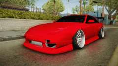 Nissan S14 240SX Front End