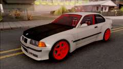 BMW M3 E36 Drift Rocket Bunny v2 для GTA San Andreas