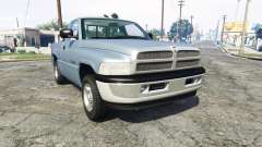 Dodge Ram 1500 1999 [add-on]