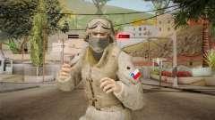 Soldado del Ejercito Chileno