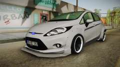 Ford Fiesta Rocket Bunny для GTA San Andreas