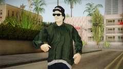 New Ryder v1 для GTA San Andreas