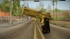 Silent Hill Downpour - Golden Gun SH DP для GTA San Andreas