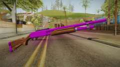 Purple Shotgun