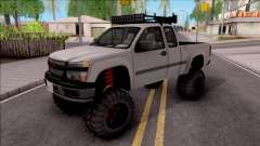 Chevrolet Colorado 2003 Off-Road для GTA San Andreas