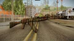 CS: GO AK-47 Predator Skin для GTA San Andreas