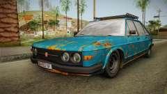 Tatra 613 Rusty для GTA San Andreas