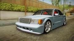 Mercedes-Benz W201 190E для GTA San Andreas