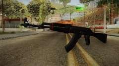 CS: GO AK-47 Redline Skin для GTA San Andreas