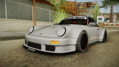Porsche 911 RWB Terror 1982 для GTA San Andreas