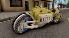 Dodge Tomahawk Gold для GTA San Andreas