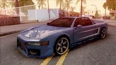 BlueRay Dodge Infernus для GTA San Andreas
