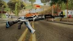 CS: GO AK-47 Vulcan Skin