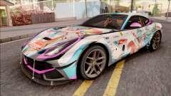 Ferrari F12 Berlinetta Noraimo Miku Racing 2016