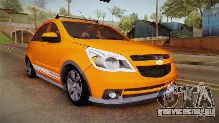 Chevrolet Agile Crossport Edition для GTA San Andreas