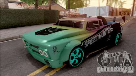Chevrolet GMC Rocket Bunny 1971 для GTA San Andreas