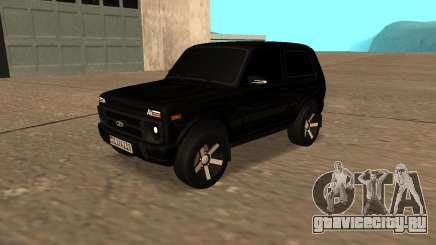 Lada Urban Dorjar Armenian для GTA San Andreas