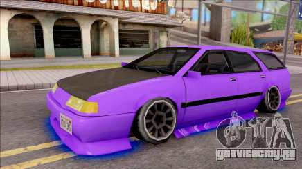 Stratum Stanced With Neon для GTA San Andreas