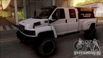 GMC Topkick C4500 Off-Road для GTA San Andreas