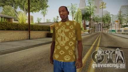 GTA 5 Special T-Shirt v8 для GTA San Andreas