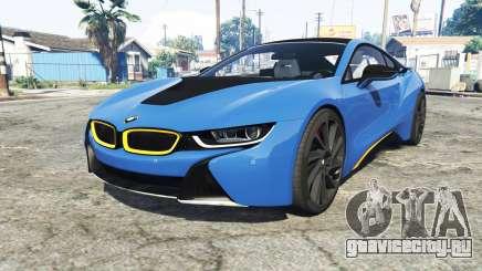 BMW i8 (I12) 2015 [add-on] для GTA 5