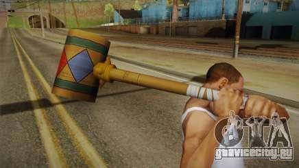 Harley Quinn Hammer для GTA San Andreas