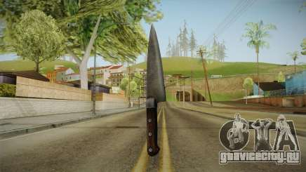 Silent Hill Downpour - Knife SH DP v1 для GTA San Andreas