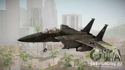 F-15 Eagle Luftwaffe 1945 для GTA San Andreas