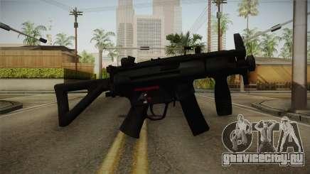 Mirror Edge HK MP5K-PDW для GTA San Andreas