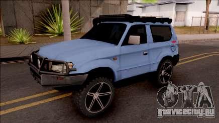 Toyota Meru Off-Road для GTA San Andreas