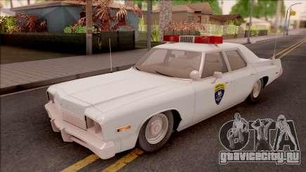 Dodge Monaco Montana Highway Patrol v2 для GTA San Andreas