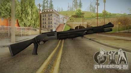 Mirror Edge Remington M870 для GTA San Andreas